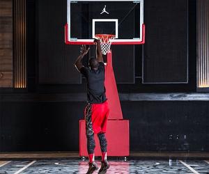 alone, Basketball, and NBA image