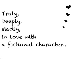 love and fiction image