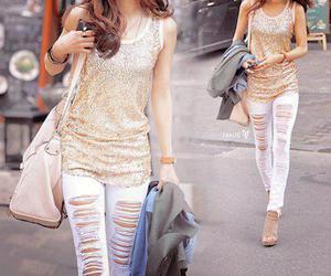 fashion, girls, and inspiration image
