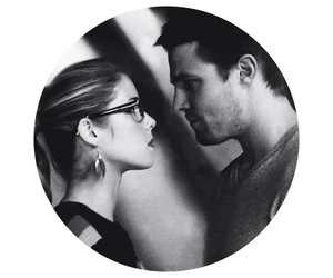 arrow, loves, and olicity image