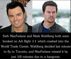 mark wahlberg, september 11, and seth mcfarlane image