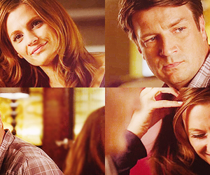 adorable, stana katic, and castle image