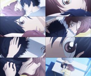 anime, kiss, and kou image