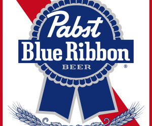 beer, lana del rey, and pabst blue ribbon on ice image