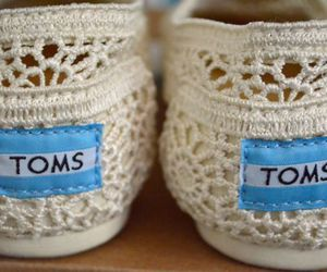 toms, shoes, and white image