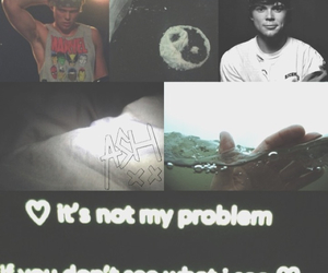 Collage, edit, and grunge image