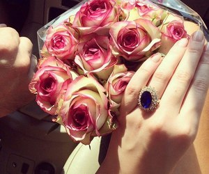 flowers, chanel, and style image