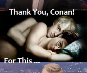 conan, harry potter, and reaction image