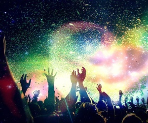 music, rave, and edm image