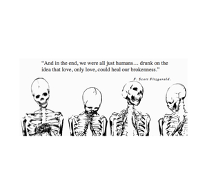 love, quote, and humans image
