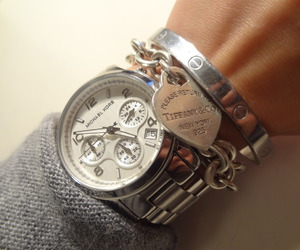 Michael Kors, watch, and style image