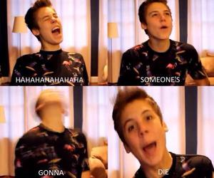 lol, mattespinosa, and magconboys image