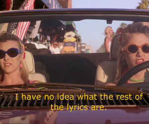 girl, Lisa Kudrow, and Lyrics image