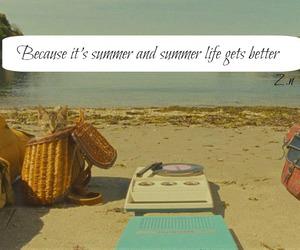 summer, sommer, and somer image