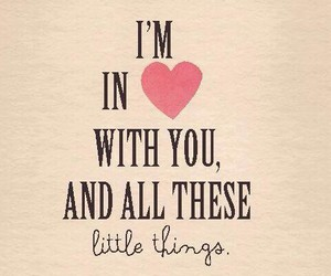 little things, one direction, and Harry Styles image