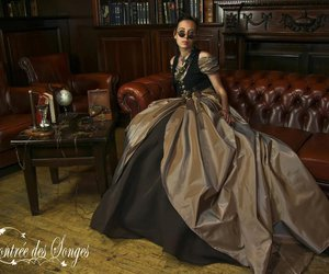 victorian, steampunk, and stea image