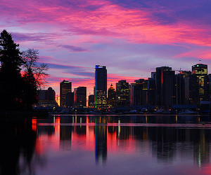 city, nice, and sky image