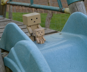 danbo, danboard, and kawaii image