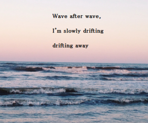 waves, quote, and mr probz image