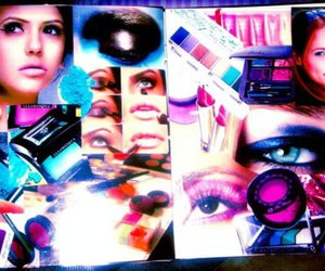 Collage, colors, and creative image