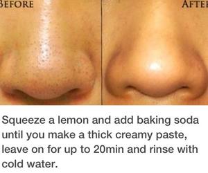 beauty, lemon, and trick image