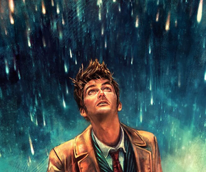 doctor who and david tennant image