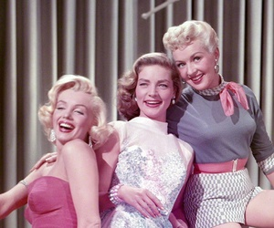 Betty Grable, movie, and retro image