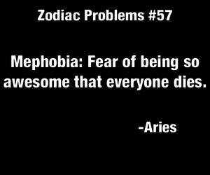 aries, fear, and awesone image