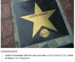 star, justin bieber, and justin image