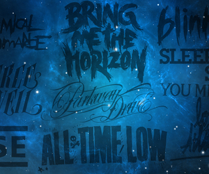 all time low, bands, and blink-182 image