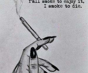 smoke, looking for alaska, and john green image