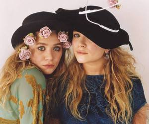 olsen, ashley olsen, and olsen twins image