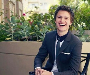 ansel, smile, and boy image