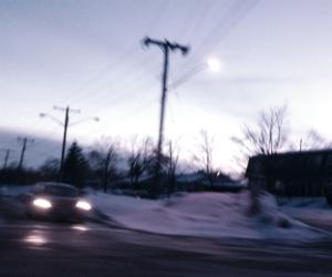dark, glow, and headers image