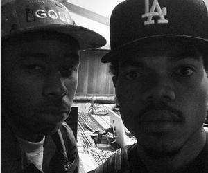 tyler the creator and chance the rapper image