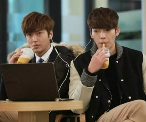 Korean Drama, lee min ho, and kdrama image