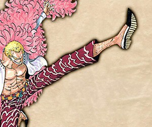 anime, boy, and one piece image