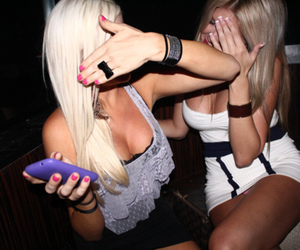 alcohol, fashion, and girls image