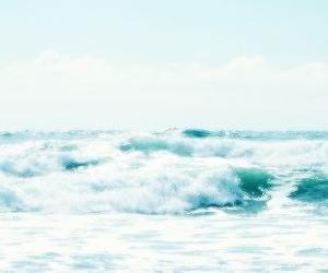 header, summer, and blue image