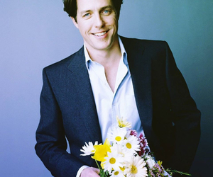 flowers and hugh grant image