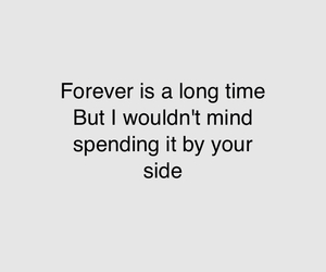 forever, you, and long time image