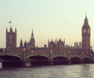 Big Ben, photography, and england image