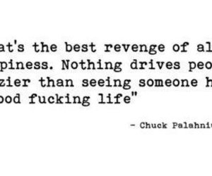 chuck palahniuk and quote image