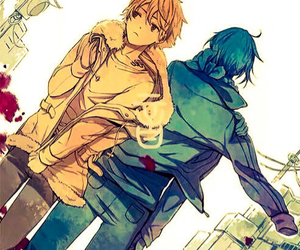 yukine, yato, and noragami image