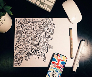 drawings, perfect, and Sharpie image