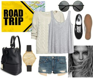 Road Trip, casual, and outfit image
