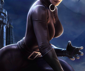 cat and catwoman image