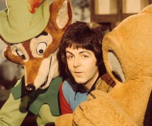 Paul McCartney, pluto, and robin hood image
