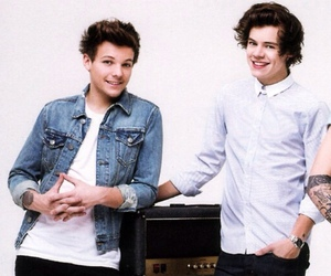 larry and 1d image