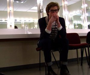cameron mitchell and the glee project image